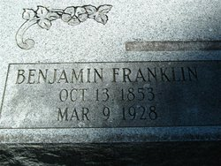 Benjamin Franklin Royse
