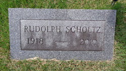 Rudolph Scholtz