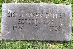 Sr Mary Damien Zensen