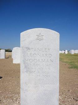 Stanley Leonard Hookman