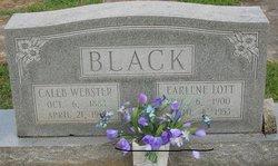 Caleb Webster Black