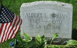 Albert LaRue Adrian
