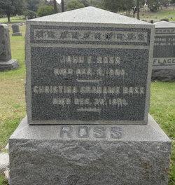 Christina <i>Grahame</i> Ross
