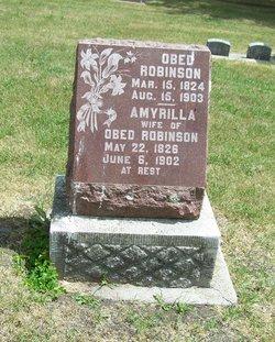 Obed Robinson