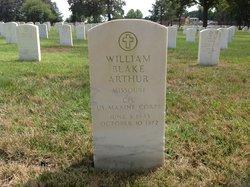 William Blake Arthur