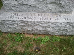 Matilda Joanna <i>Juneau</i> Petri