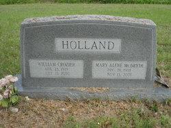 Mary Alene <i>McBryde</i> Holland