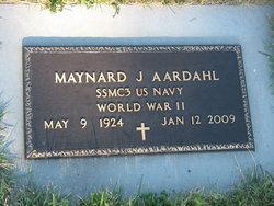 Maynard J. Aardahl