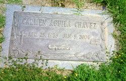Carmen <i>Chavez</i> Aguila