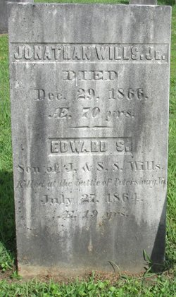 Jonathan Wills, Jr