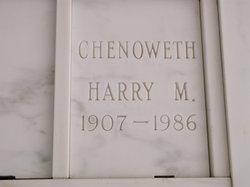 Harry M Chenoweth