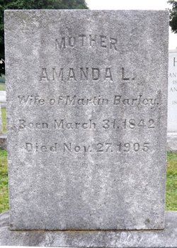 Amanda L <i>Hersh</i> Barley