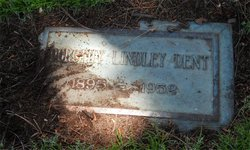 Dorothy <i>Lindley</i> Dent