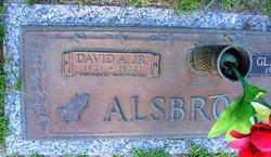 David A Alsbrooks, Jr