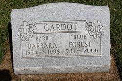 Barbara <i>Hann</i> Cardot