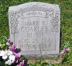 Mary K. <i>Coakley</i> Bush