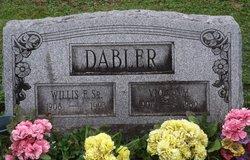 Violet M <i>Styer</i> Dabler