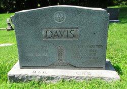 Mary Anna <i>Gallagher</i> Davis