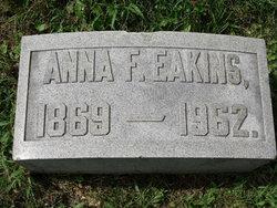Anna Frances Eakins