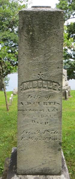 M. Belle <i>Teasdale</i> Curtis