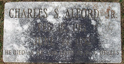 Charles S Alford, Jr
