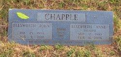 Elizabeth Anne <i>Adams</i> Chapple
