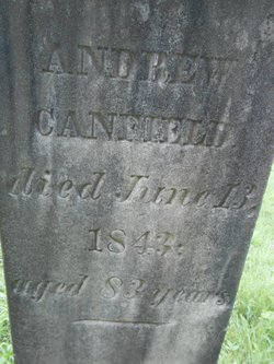 Andrew Canfield