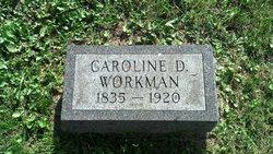 Caroline P <i>Dickinson</i> Workman
