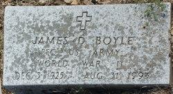 James D. Boyle