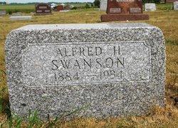 Alfred H Swanson