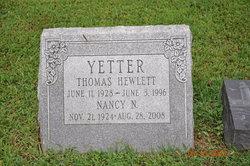 Nancy <i>Norton</i> Yetter