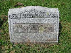 Franklin K Gephart