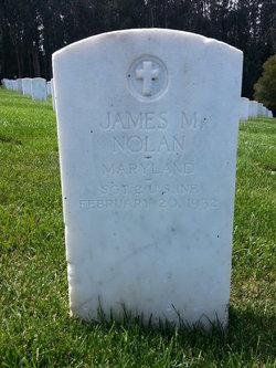 Sgt James M Nolan