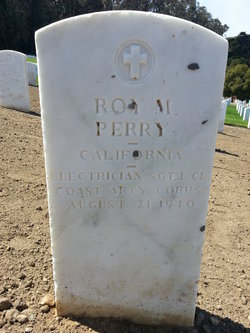 Roy M Perry
