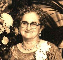 Mary Adelaide <i>Henderson</i> Waggener