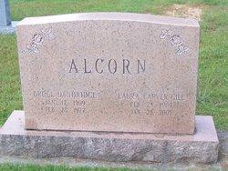 Laura Carver <i>Gill</i> Alcorn