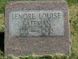Lenora Louise <i>Zientara</i> Bateman