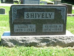 Claude Byrd Shively