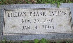 Lillian <i>Frank</i> Evelyn