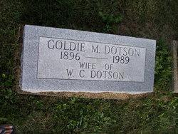 Goldie <i>Caster</i> Dotson