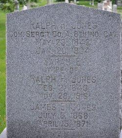 Sarah E. Jones