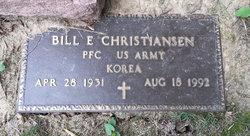 Bill Eugene Christiansen