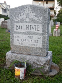 Jennie Bounivie