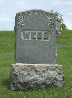 Margaret Jane <i>DePue</i> Webb
