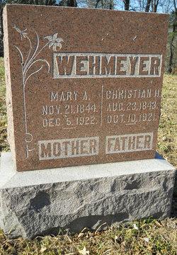 Christian H Wehmeyer