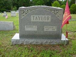 Minnie J. Taylor