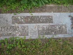 Verne M Andrews