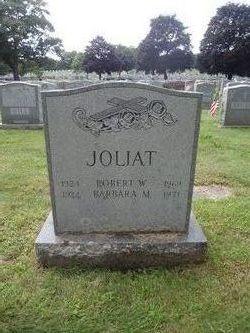 Barbara May <i>Gowen</i> Joliat