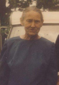 Martha Susan <i>Wallin</i> Blanton