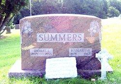 Margaret Othelia <i>Sapp</i> Summers